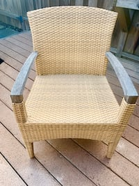 Gloster- WICKER Outdoor- Plantation CHAIRS