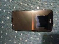 Black LG Android Smartphone Whitewater, 53190