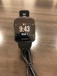 black Apple Watch with black sports band Longueuil, J4G 2P5