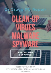 Virus removal Guilford