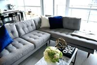 West Elm Sectional Sofa New York, 11101