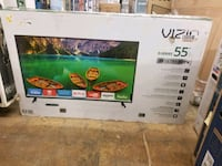 "TV 55"" VIZIO SMART 4K NEW  Schaumburg"