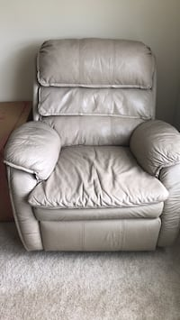 gray leather recliner sofa chair Columbia, 29212