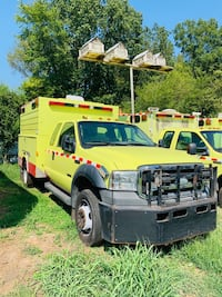 Ford F450 Service Vehicles Chattanooga