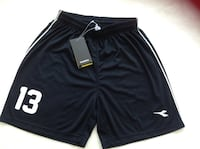 Brand New With Tag DIADORA Sport short 100./. Polyester size (S ) U can take it as a gift for someone's Hamilton, L8W