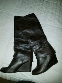Brown Boots size 7.5