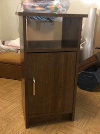 End cabinet