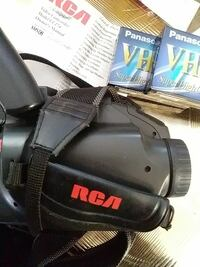 Vintage camcorder rca with tapes,manual, case  Port St. Lucie, 34983