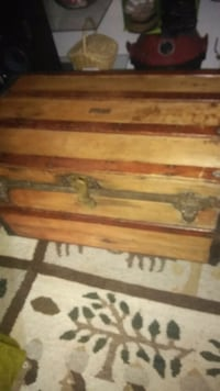 128 year old chest. Crouch n Fitzgerald  Erie, 16505