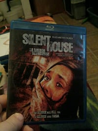 Silent House on blu ray