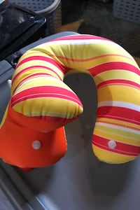 Kid Reversible Neck Pillow