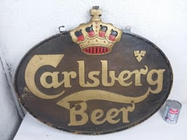 Carlsberg Beer Sign