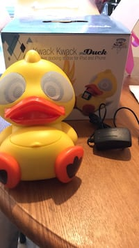 Duck Bluetooth speaker for iPhone & ipod Antioch, 94509