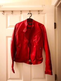 Leather Jacket New Size S Vancouver, V5P