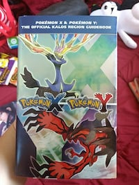 Pokemon x and pokemon y guidebook West Warwick, 02893