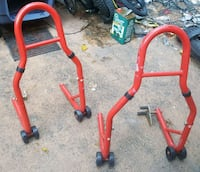 Motorcycle stands Coquitlam, V3J 3Y3