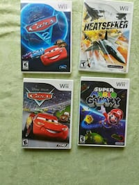 Nintendo Wii Games $15. Each Mount Airy, 21771