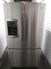 "GE"" stainless steel refrigerator Milwaukee"
