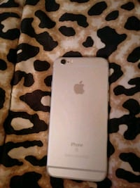silver iPhone 6 with case Alorton, 62207