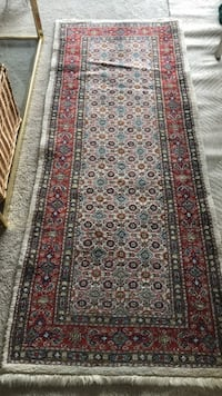 Rug runner in good condition! Did have cat while using this runner. Arlington, 22203