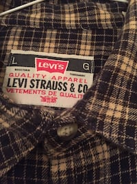 Brand new Levi's shirt 554 km