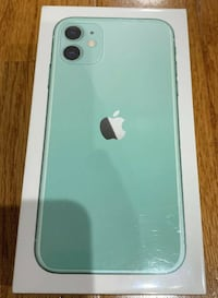 REAL IPHONE 11 GREEN Montreal
