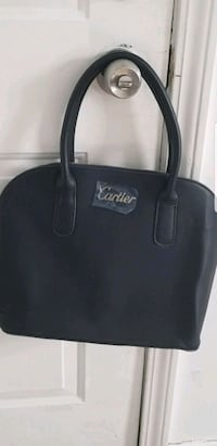 black leather Michael Kors tote bag Dearborn Heights, 48127