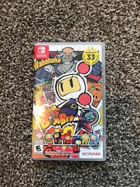 Super Bomberman R (Switch) Washington, 84780