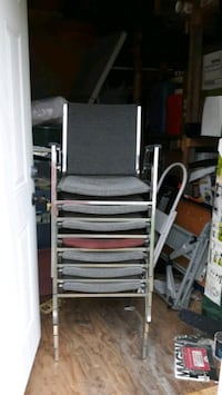 Stackable Chairs. Will deliver locally. Chester, 10918