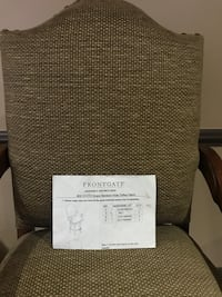 4 Frontgate Barstools for sale ($35 each) Washington, 20012