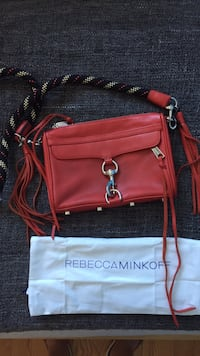 Rebecca Minkoff brand new leather bag