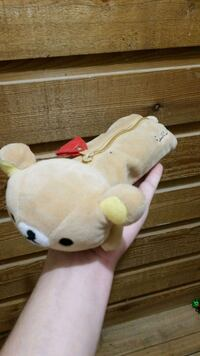 Rilakkuma pencil case Airdrie, T4B 1Y9