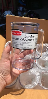 Rubbermaid Cups