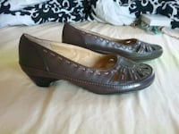 pair of black leather loafers Brampton, L6S 2B2