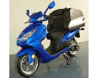 Brand new ! 150cc delivery scooter 29 mi