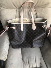 Louis Vuitton Neverfull King, L0G