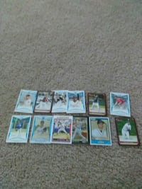 baseball trading cards collection Santa Rosa, 95401