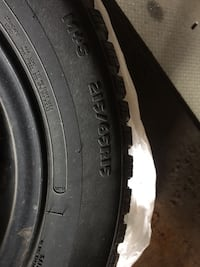 Vehicle Tires for Winter  547 km