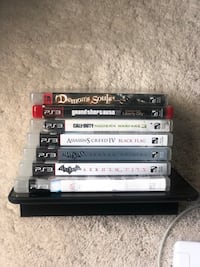 PS3 Games $7 each