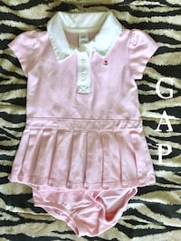 "Baby girl's ""GAP"" dress"