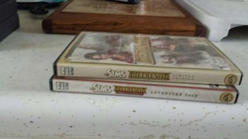 two the Sims pirate  pc games  20.00 for both