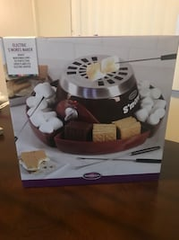 S'mores maker, perfect for the indoors