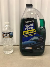 Car Wash 1 Gallon - Westley's Spot Free Sterling, 20164
