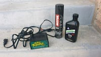 Motorcycle battery tender