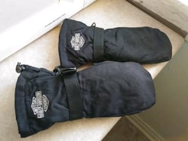 Winter mittens/gloves authentic Harley-Davidson