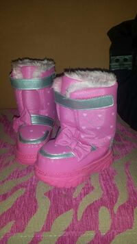 Buster Brown Toddler Pink Snow Boots Alexandria, 22310