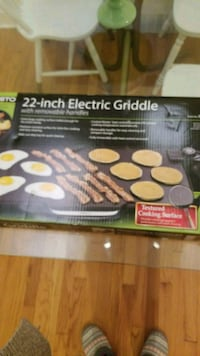 22 inch electric griddle  Takoma Park, 20912