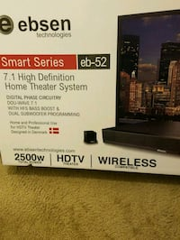 Edson home theater system  Portland, 97221