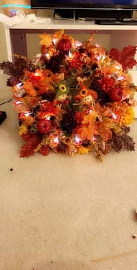 Fall Decor Wreath Arlington, 22201