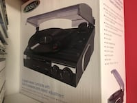 NEVER USED RECORD PLAYER